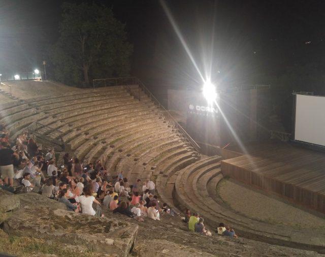 3/8/2016 - Anfiteatro Romano di Fiesole - Installazione Arena Estiva per il mese di Agosto