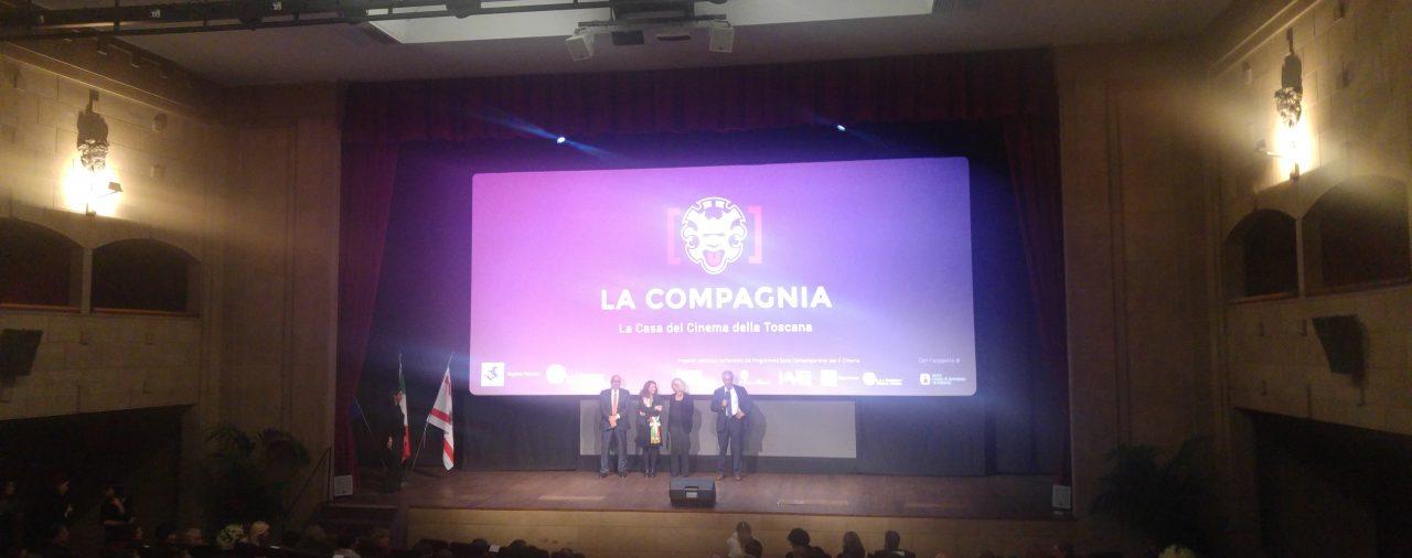28/10/2016 - Teatro della Compagnia Firenze - Sigra Film Cinemeccanica ha effettuato l'installazione delle attrezzature cinema