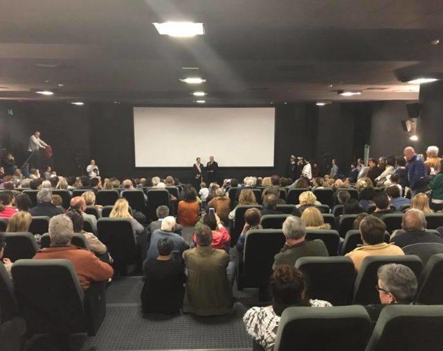 25/04/2017 - Si riaccende il cinema a Camaiore - Torna a vivere la struttura intitolata a Borsalino