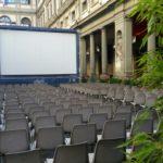 23/06/2017 - 'Apriti cinema', un'estate col grande schermo nel piazzale degli Uffizi
