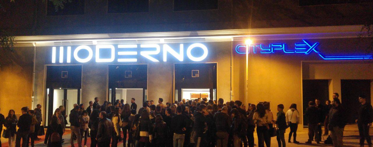 31/10/2017 - SASSARI HA UN NUOVO CINEMA - Installazione Audio e Video by SigraFilm / Cinemeccanica